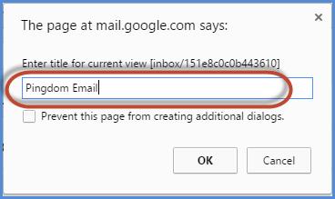 Gmail Quick Links Screenshot7B