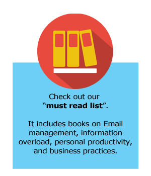 Email overload Must Read List