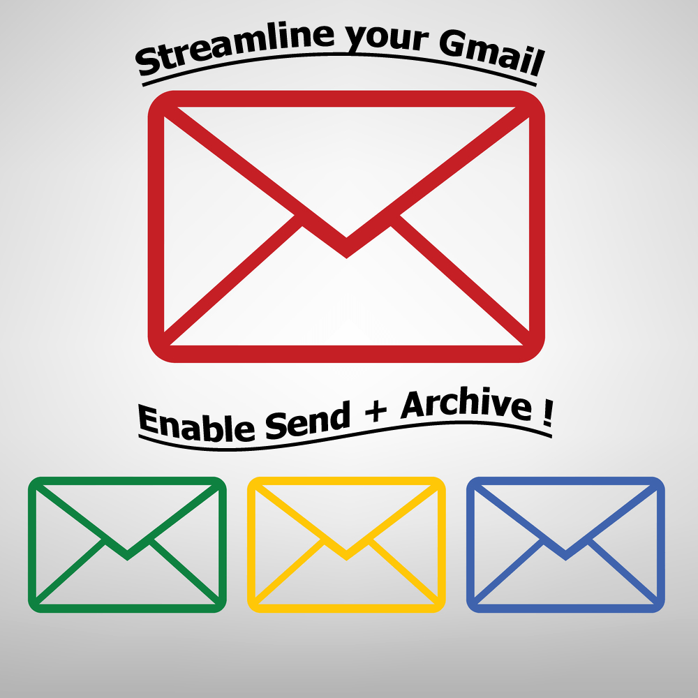 Streamline Gmail Send and Archive