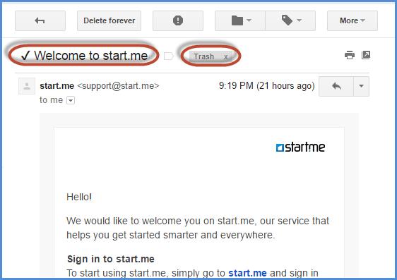 Gmail Inbox Delete Archive Screenshot5