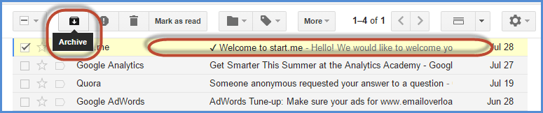 Gmail Inbox Delete Archive Screenshot6