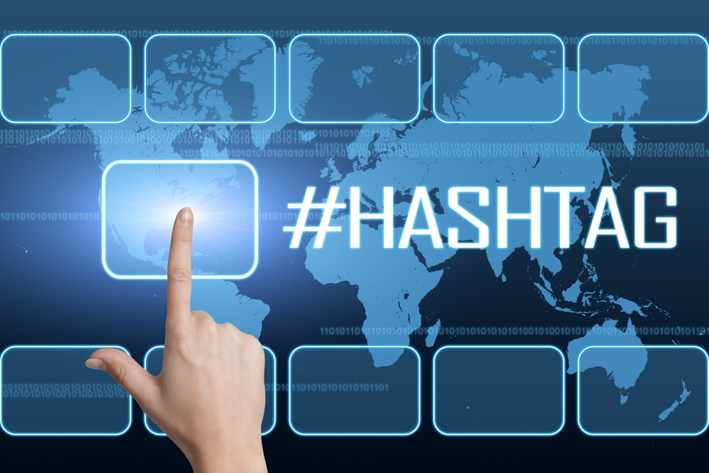 Invisible Email Hashtags