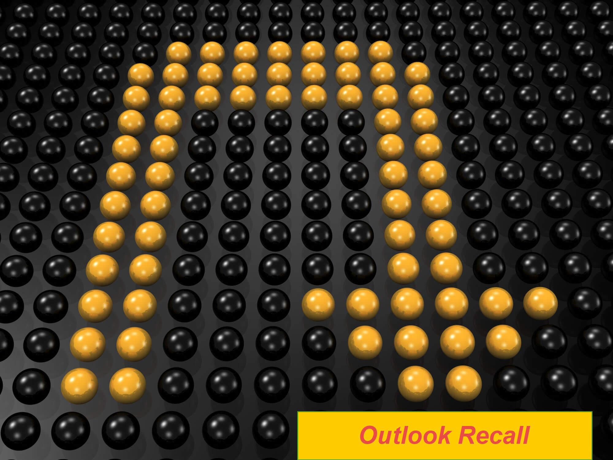 Outlook Recall to the Rescue! -