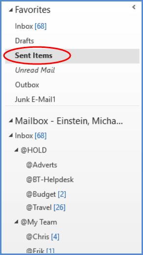 How to (Try To) Use the Outlook Recall Feature — Email