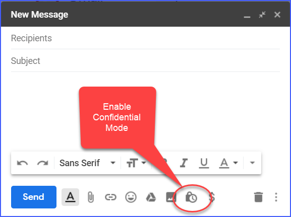 Gmail Confidential Mode — Email Overload Solutions