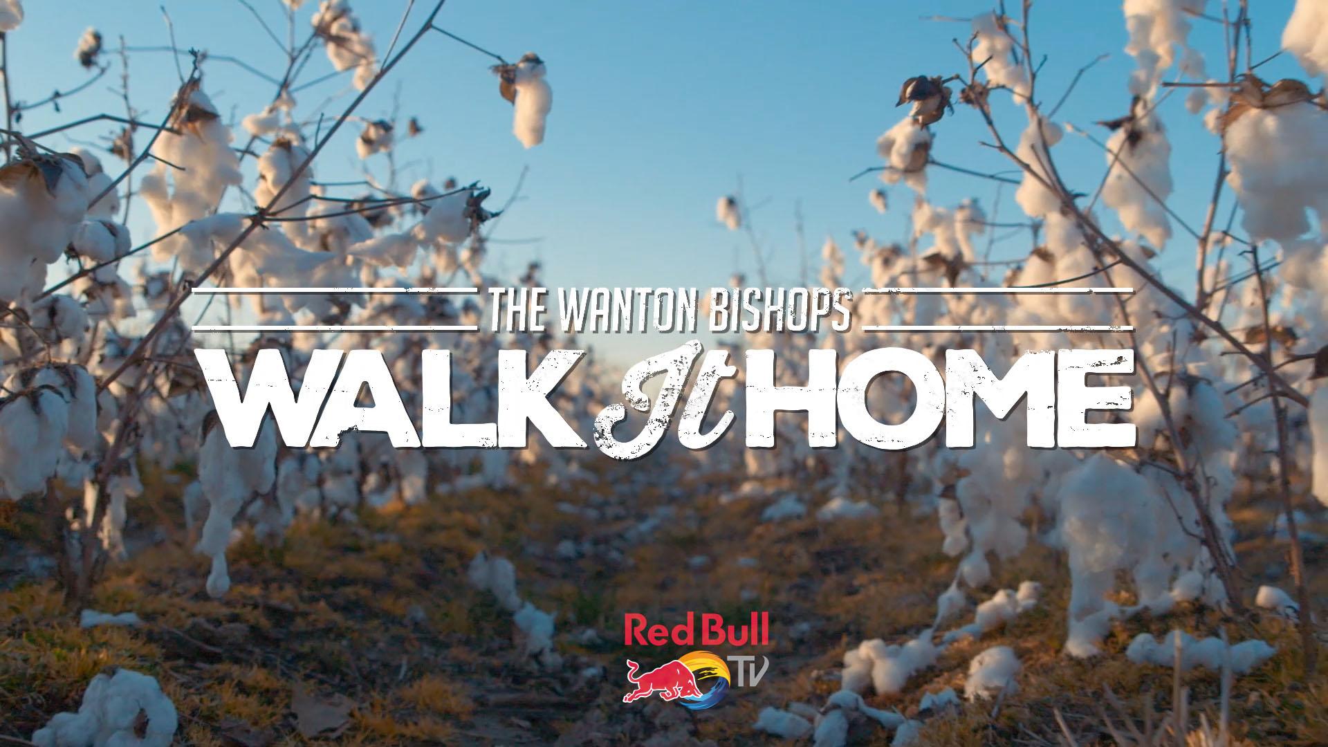 """THE WANTON BISHOPS """"WALK IT HOME"""""""