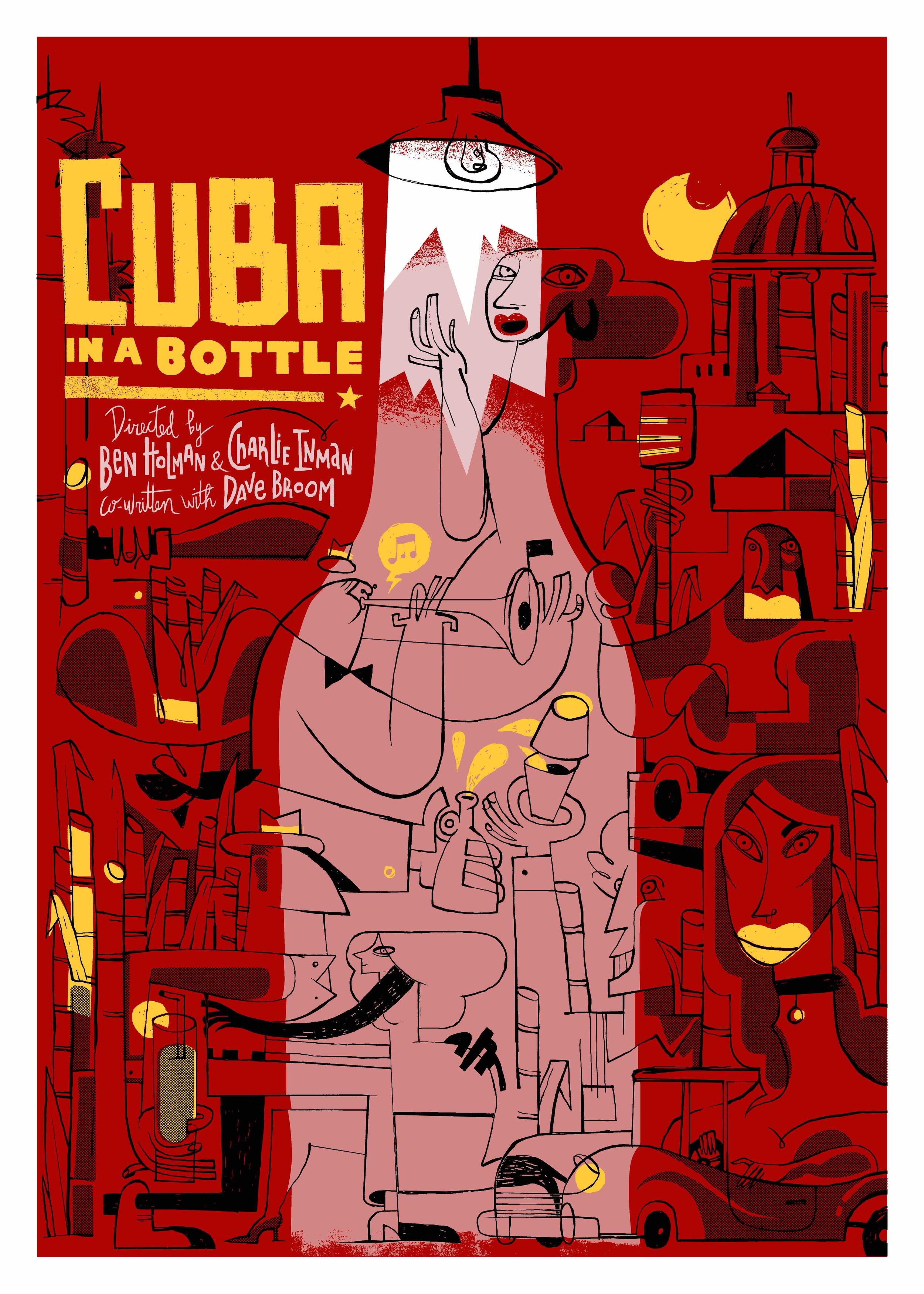 CUBA IN A BOTTLE - COMING SOON
