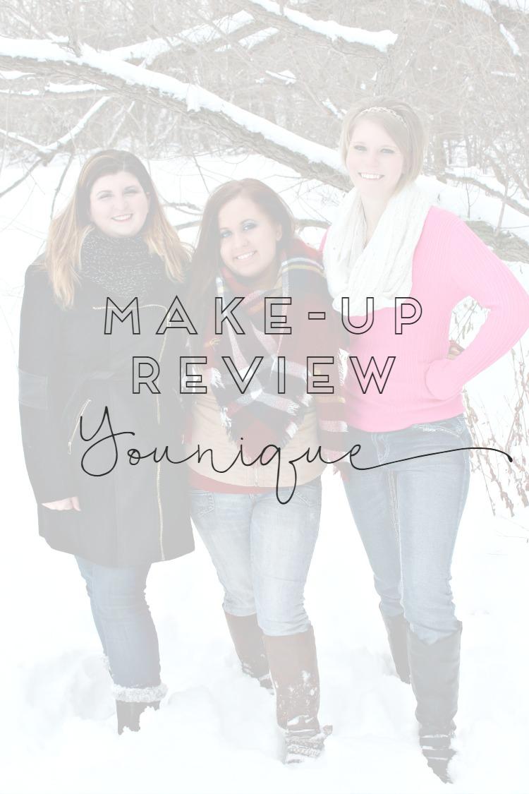Make-Up Review: Younique || Becoming Sabra Gilbert