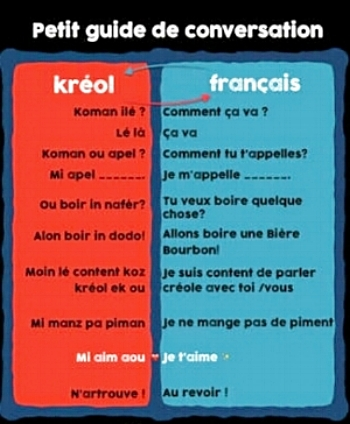 French kreol