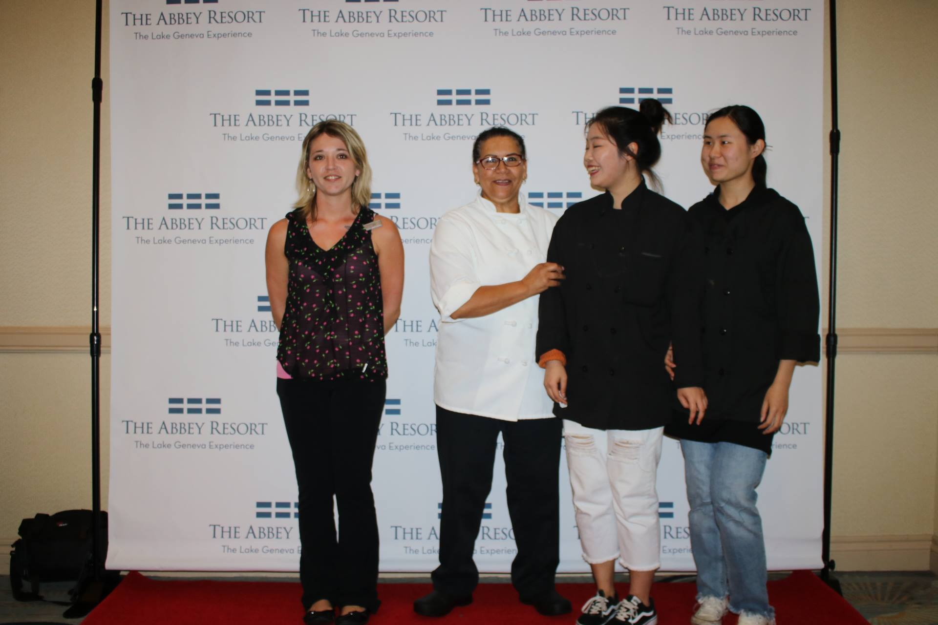Red carpet arrivals - Culinary