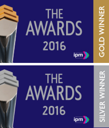 IPM awards Winner gold loyalty campaign