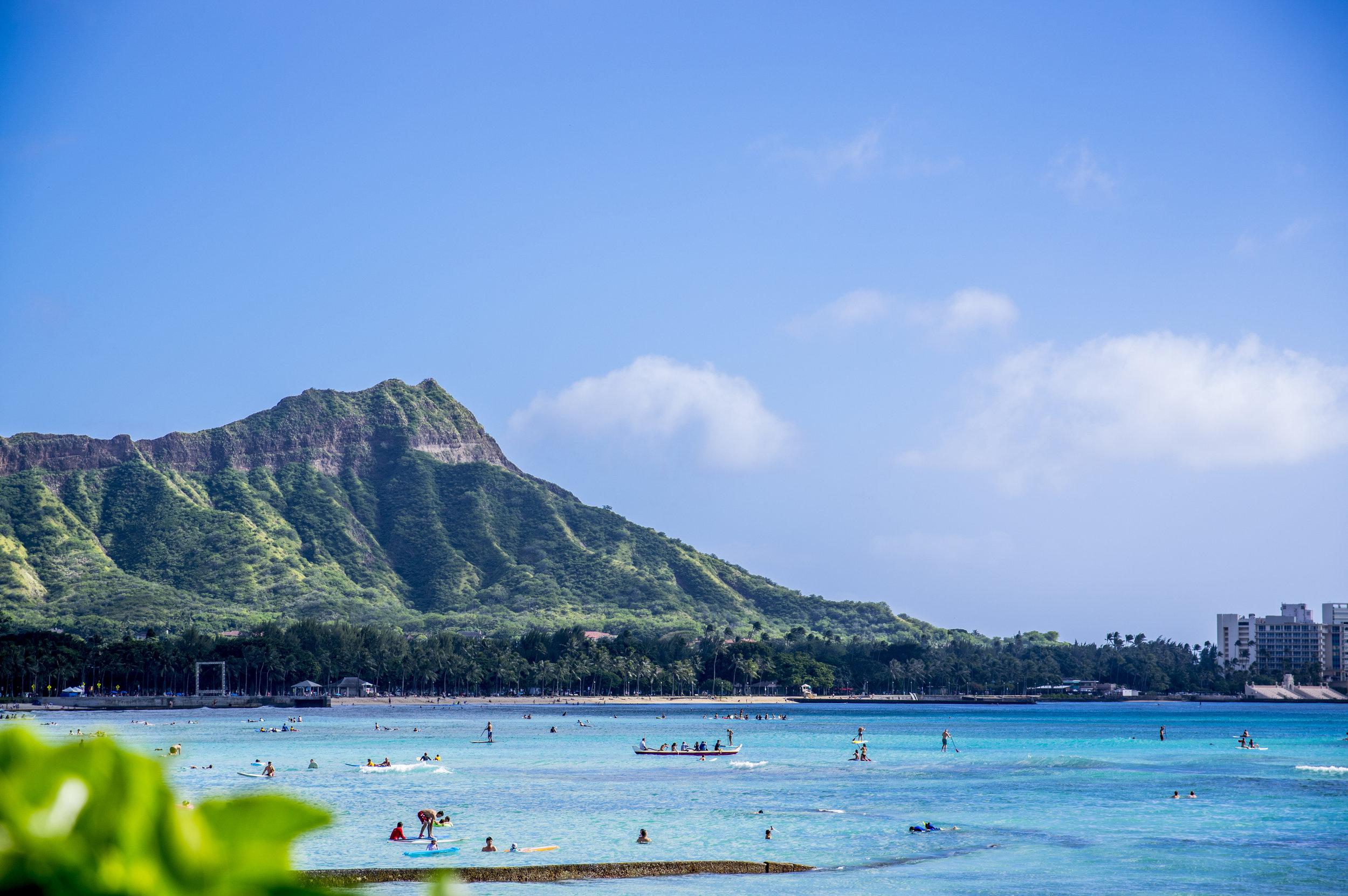 Hawaii incentive travel