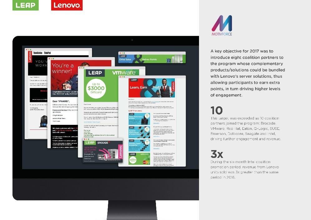 Lenovo Leap Award