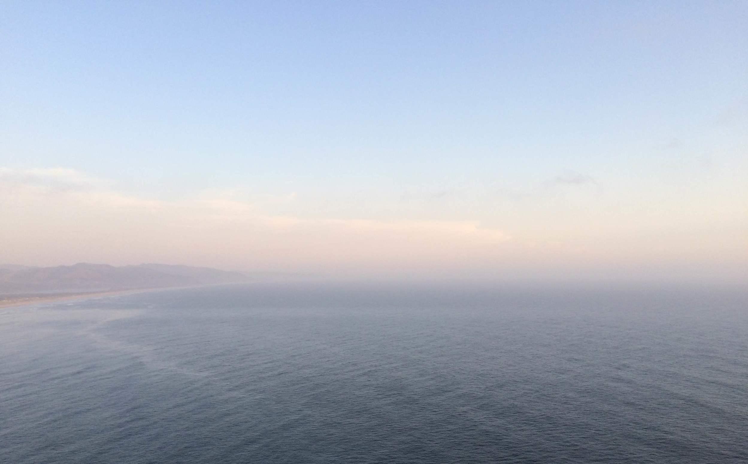 Respite . Oregon Coast, 2015