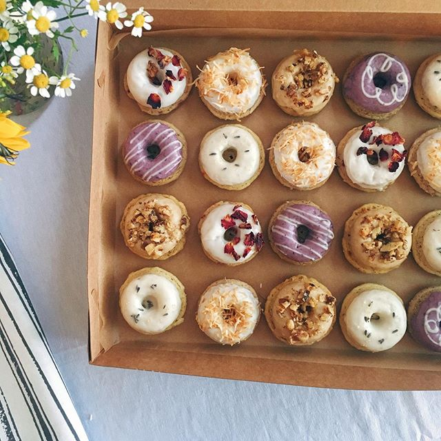 Have you signed up yet for our new donut subscription?? Sign up today to Take It Home, and get an assorted box of 12 or 24 as soon as next week! PLUS: being a member will get you discounts and free donuts on your next orders and any upcoming pop up shops! Link in bio. Go go go!
