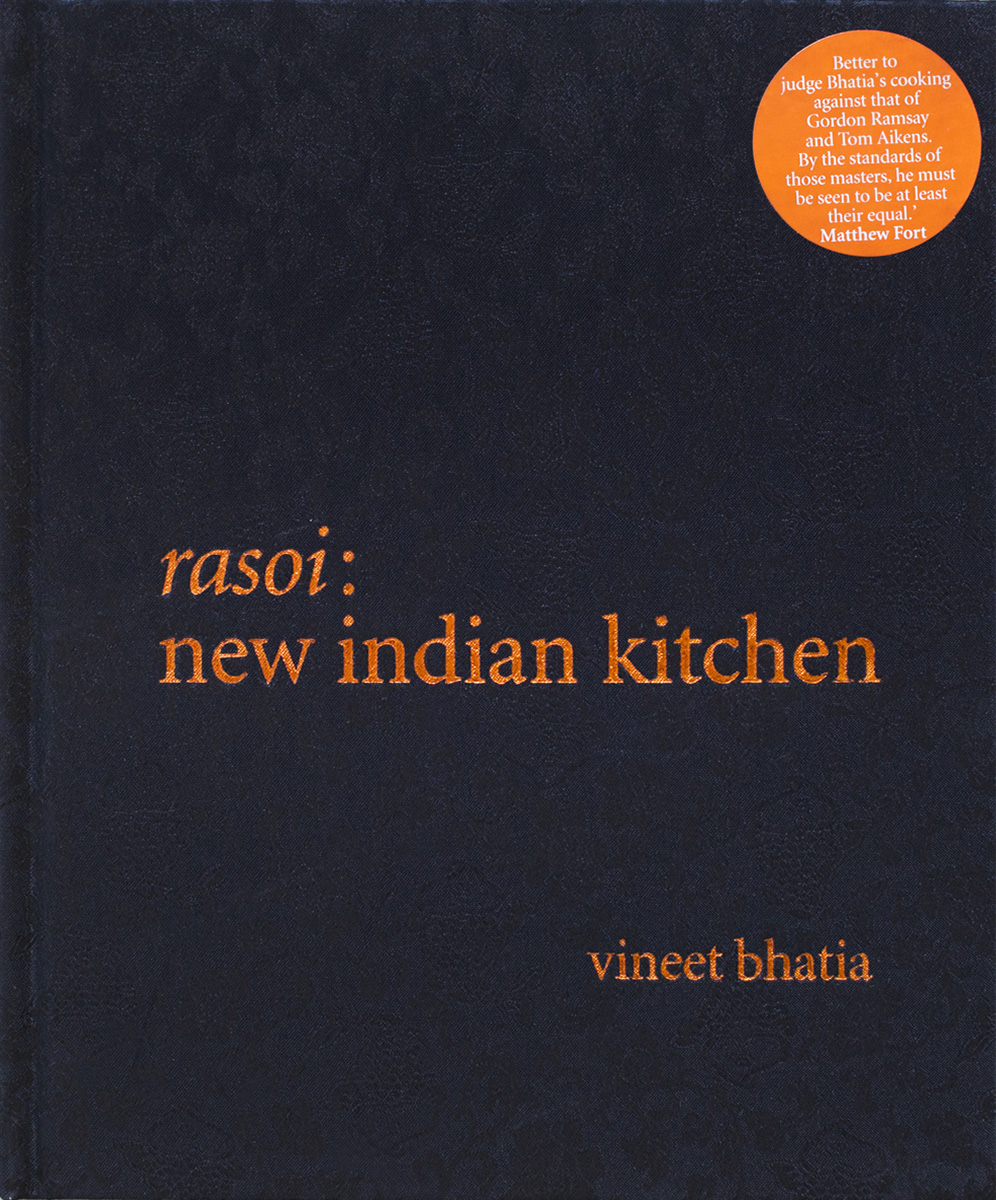 RASOI: New Indian Kitchen Chef Vineet Bhatia