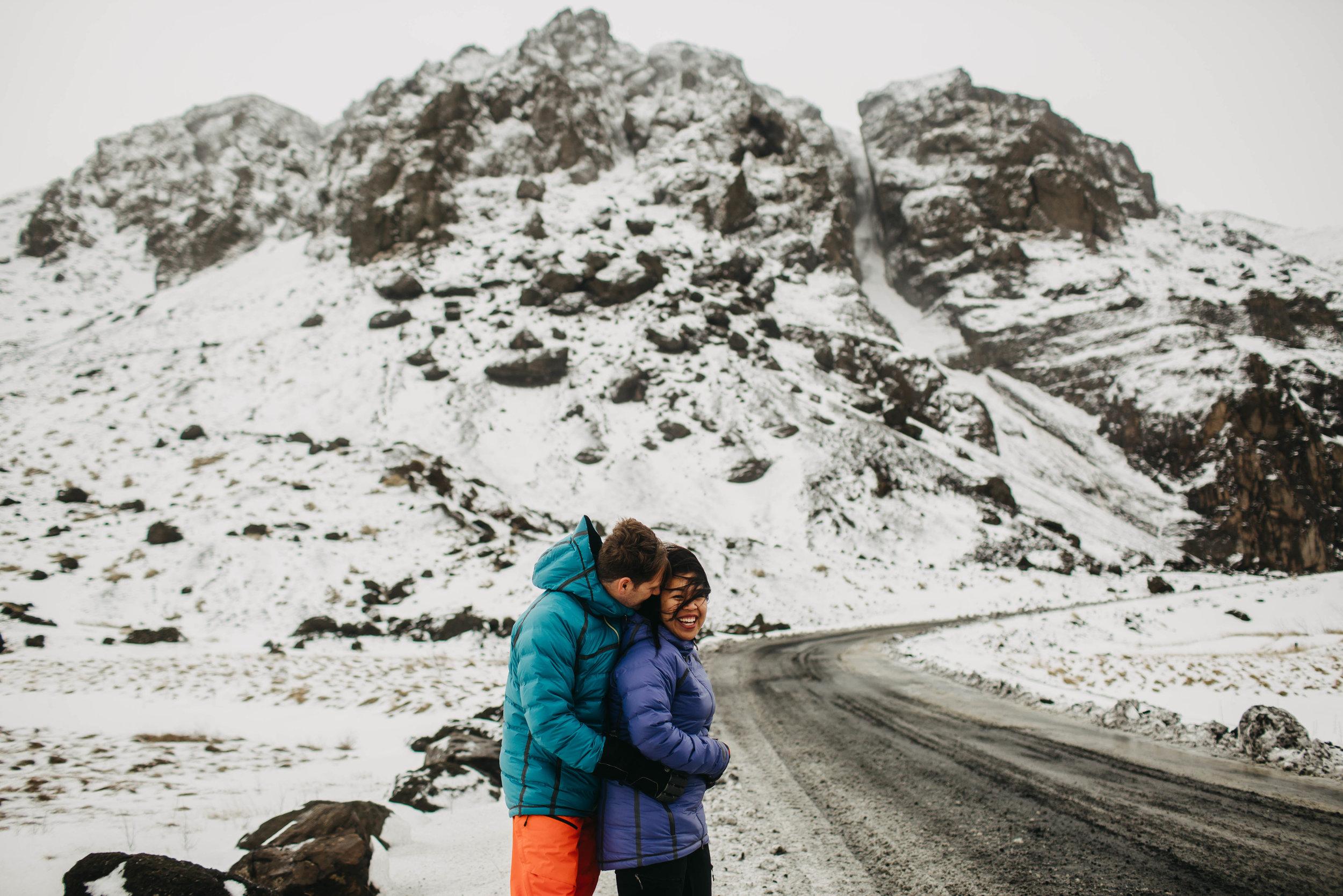 ICELAND ADVENTURE | LEANNE & JEAN PAUL