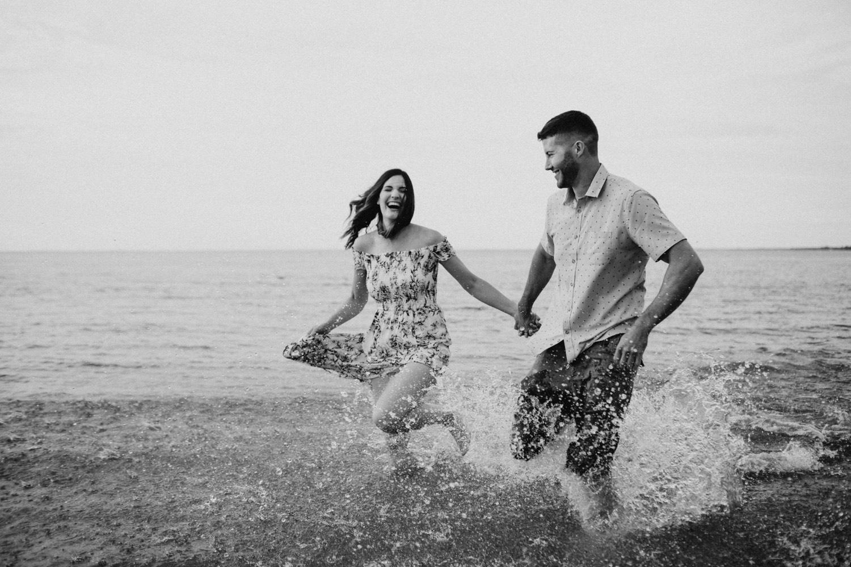 LEAH & EVAN | WASAGA BEACH