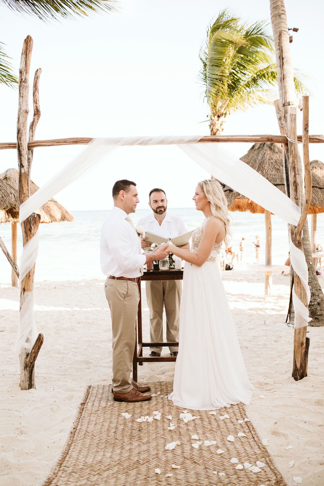elopement in playa del carmen