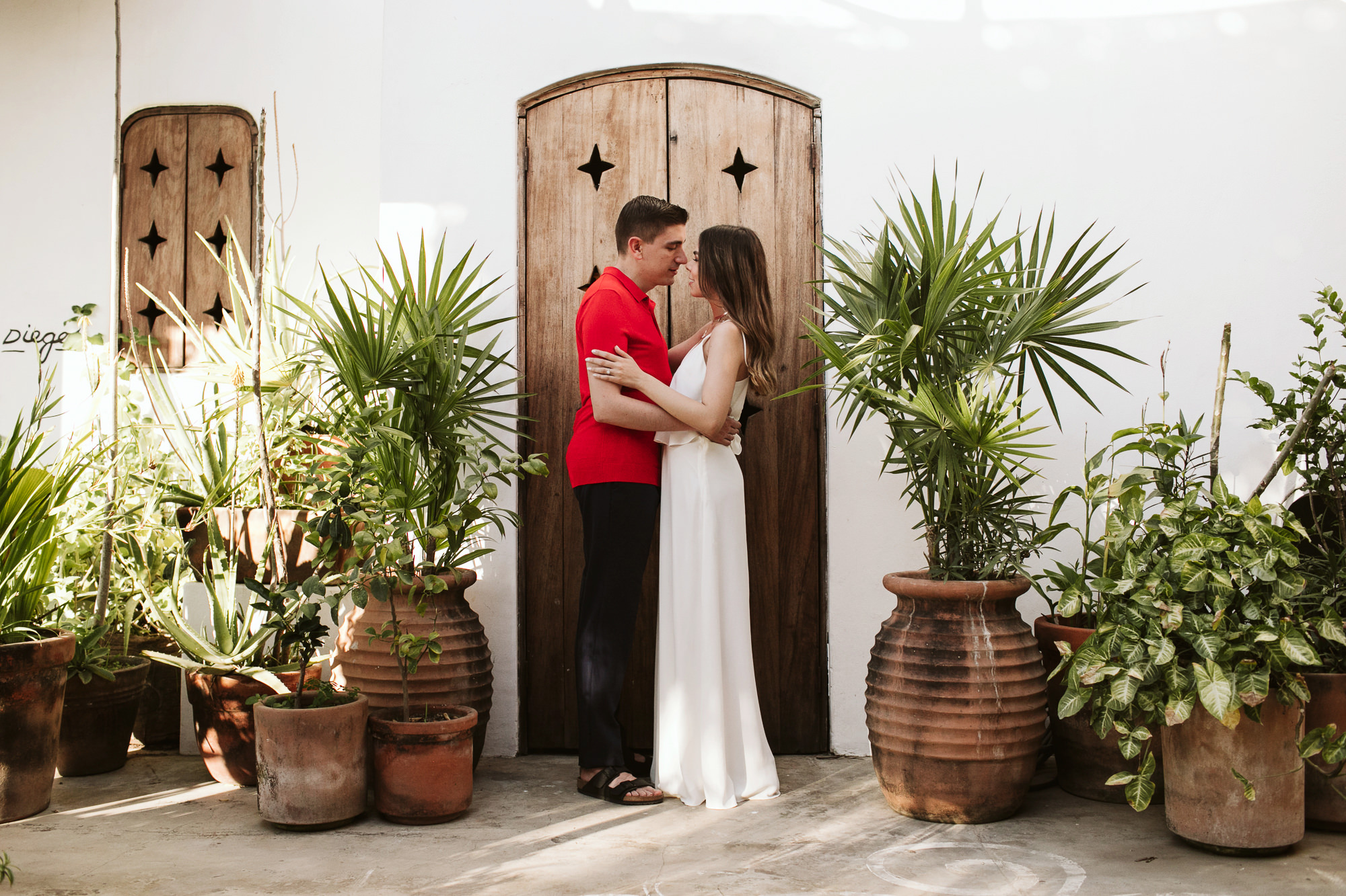 wedding in casa love sayulita