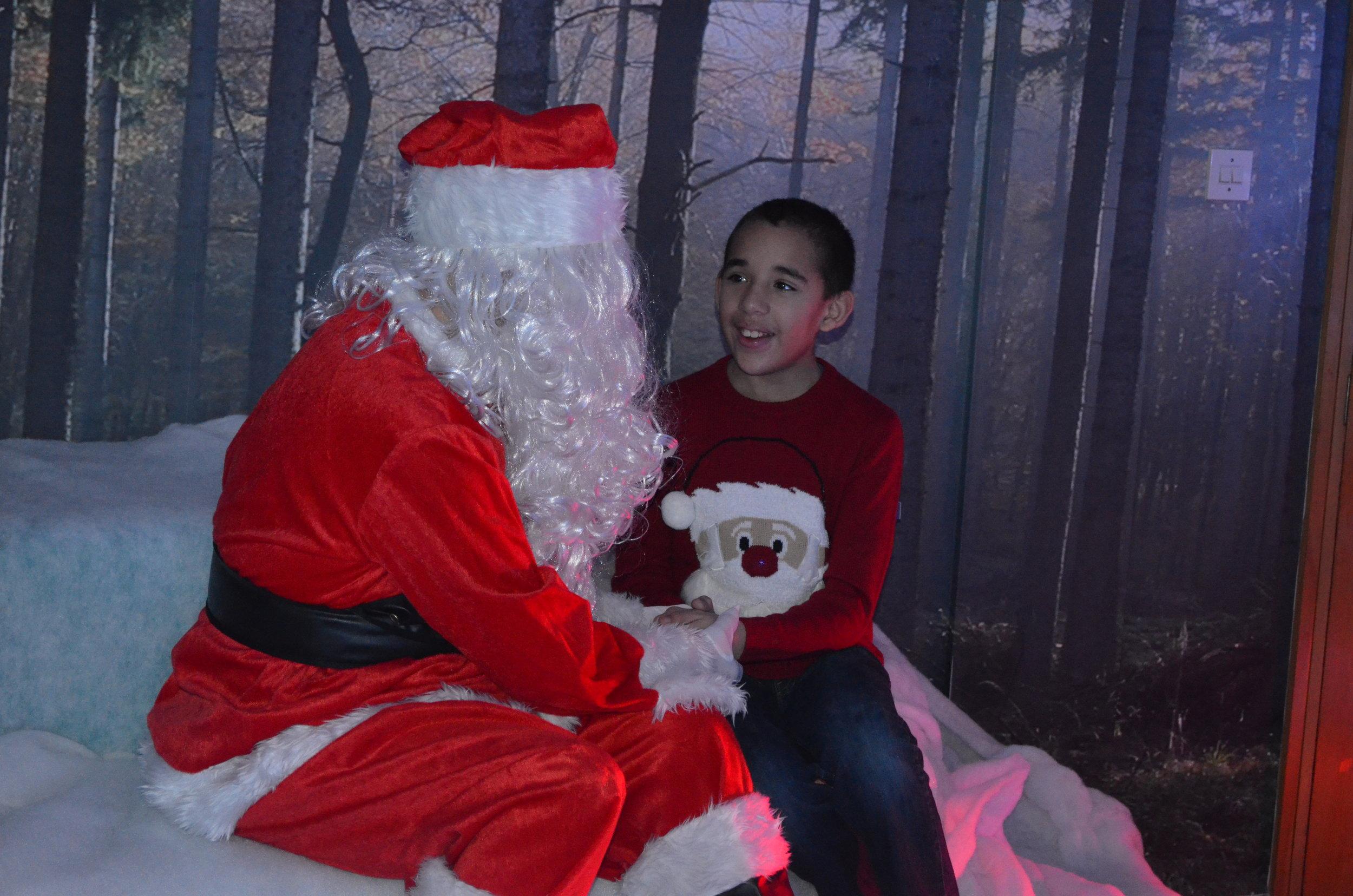 Visting Santa.JPG