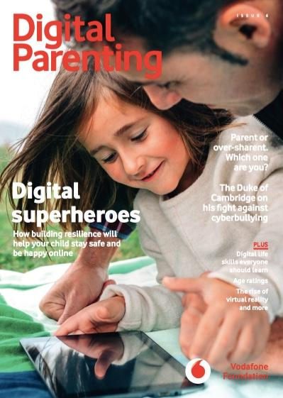 Download your Digital Parenting magazine now... - We have advice from teachers, parents and online safety experts on subjects ranging from Virutal Reality to Snapchat. We have tips from online safety experts, parents and children themselves.Just click on the image to download your digital copy now.