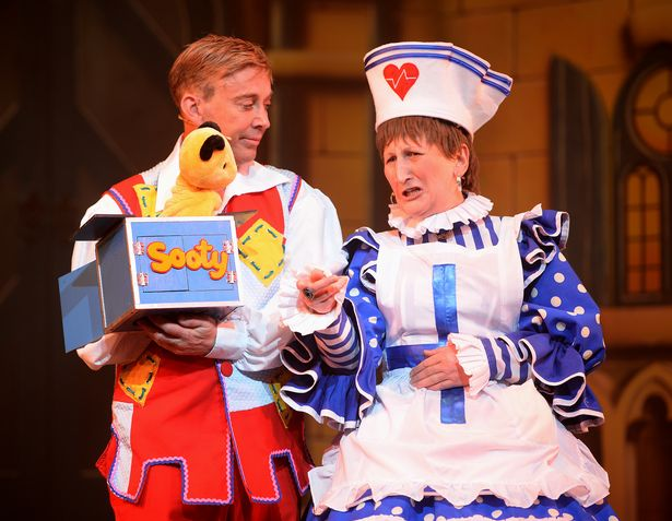 0_Richard-Cadell-and-Sooty-with-Doreen-Tipton-as-Nurse-Doreen-in-Sleeping-Beauty_Photo-by-Tim-Thursfield-Express-StarJPG.jpg