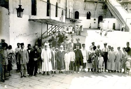 פליטי ארץ ישראל במצרים, 1916