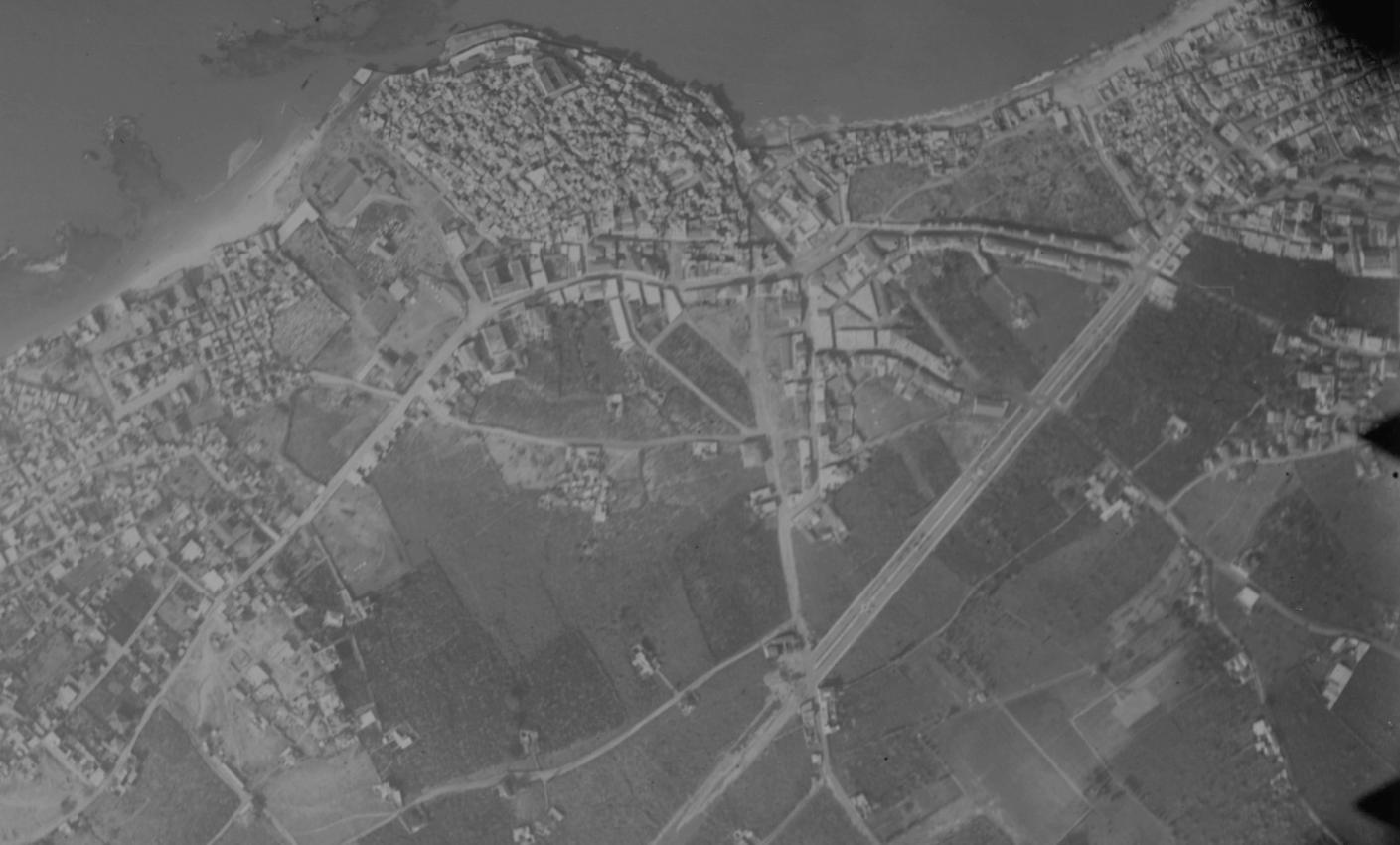 השדרה לא מובילה לשום מקום. שדרות ג'מאל פאשא, 1917