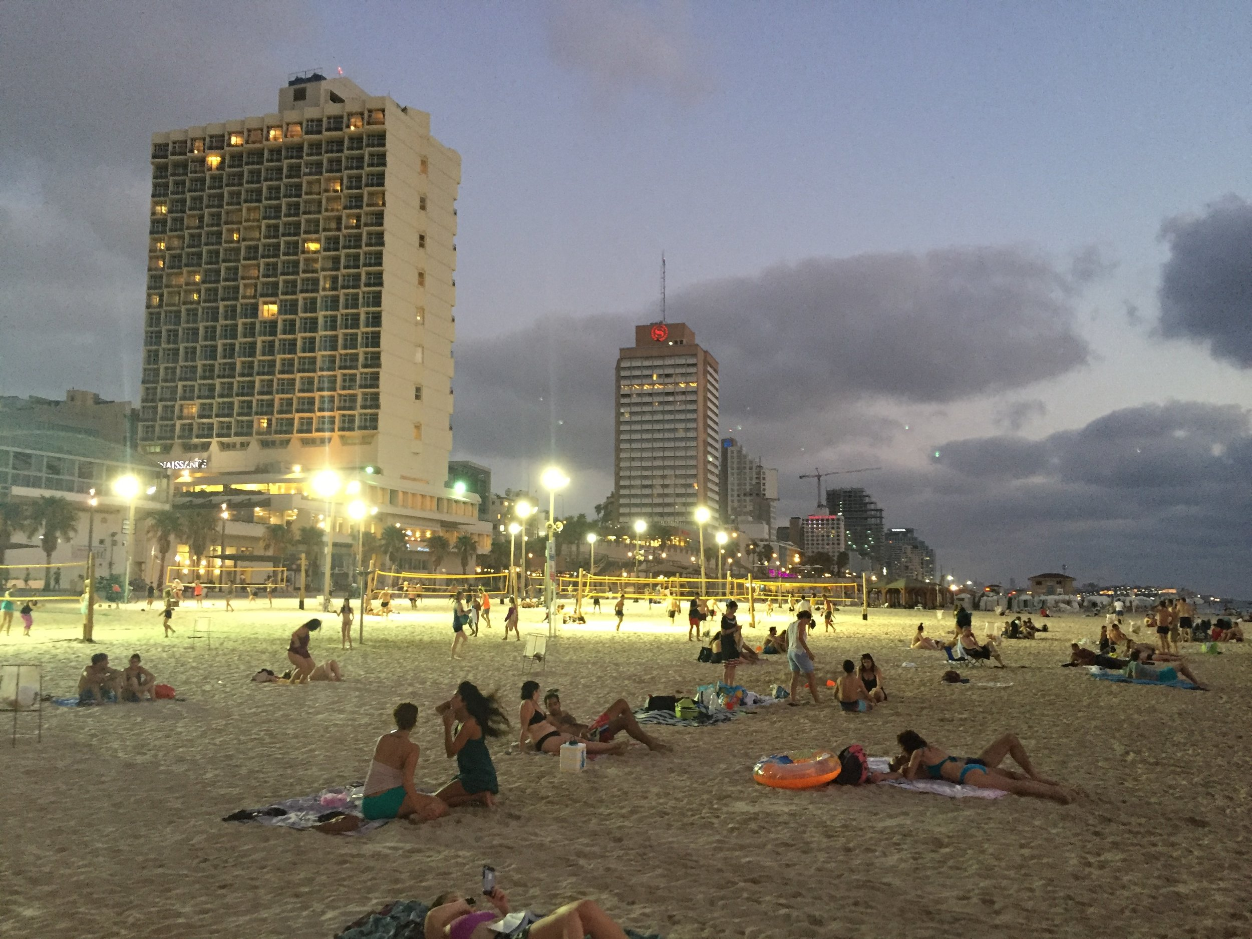 The exceptional coastline of Tel Aviv made it one of the  10 best beach cities in the world
