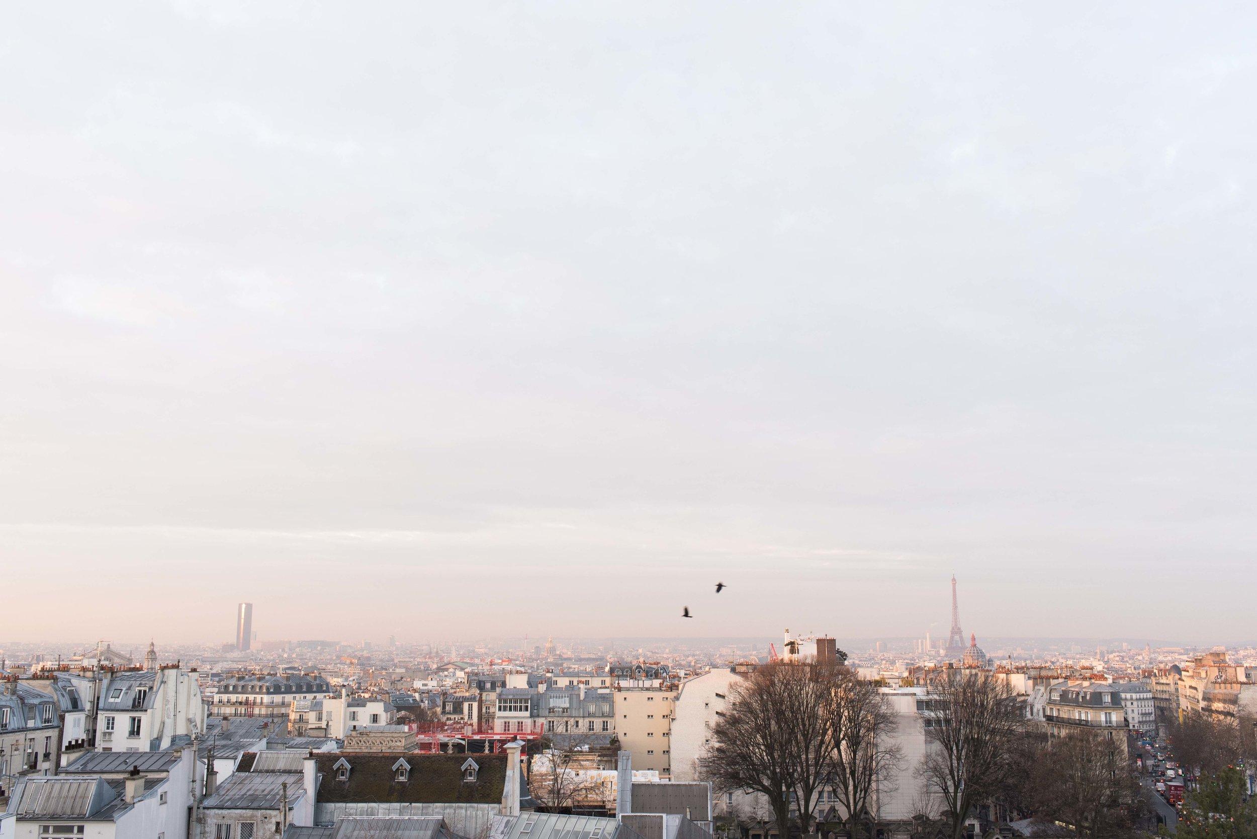 Paris - Olivia Thébaut