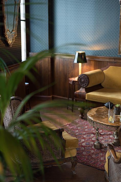 Olivia Thébaut x Hotel Providence