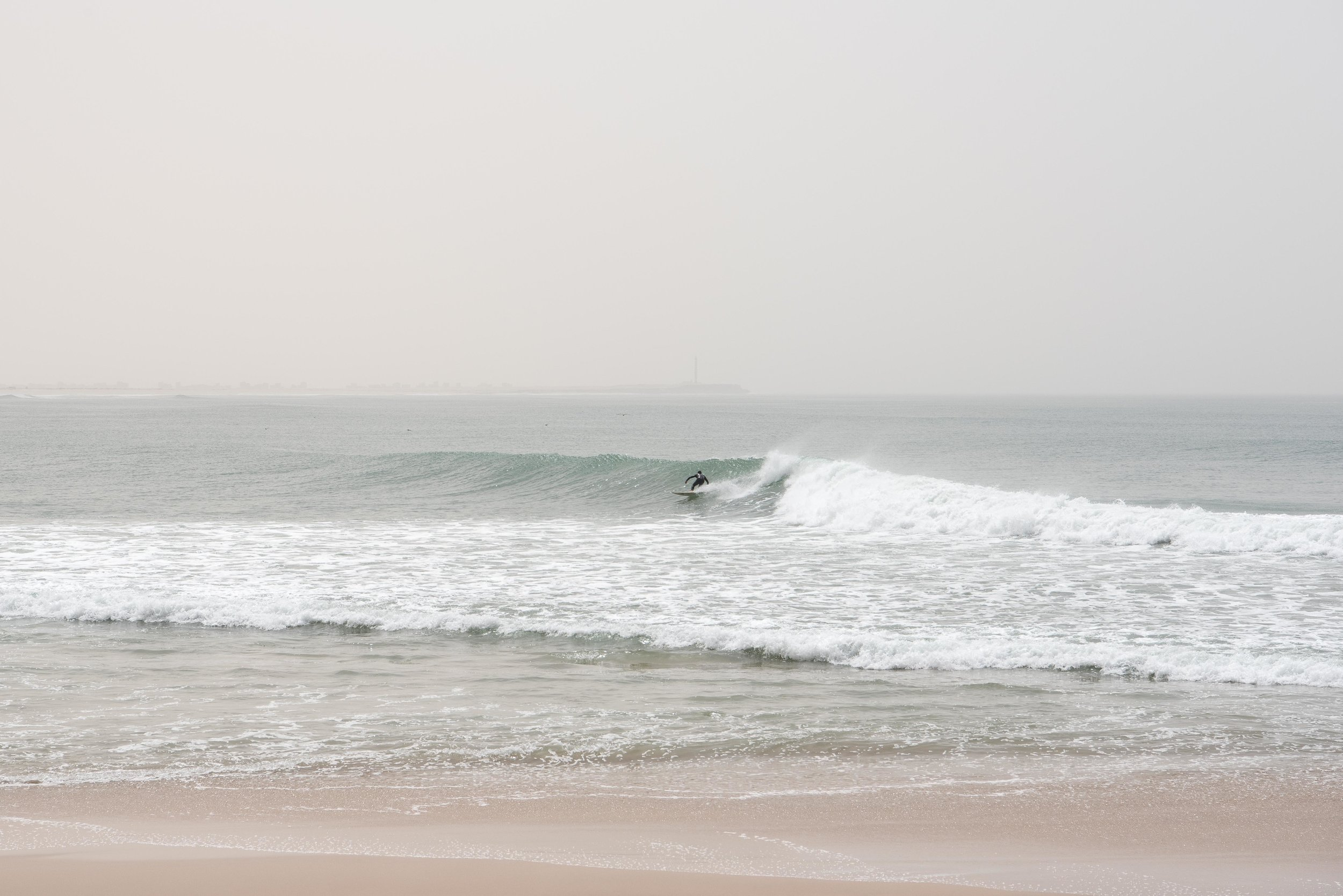 Foum El Bouir, the surfspot.