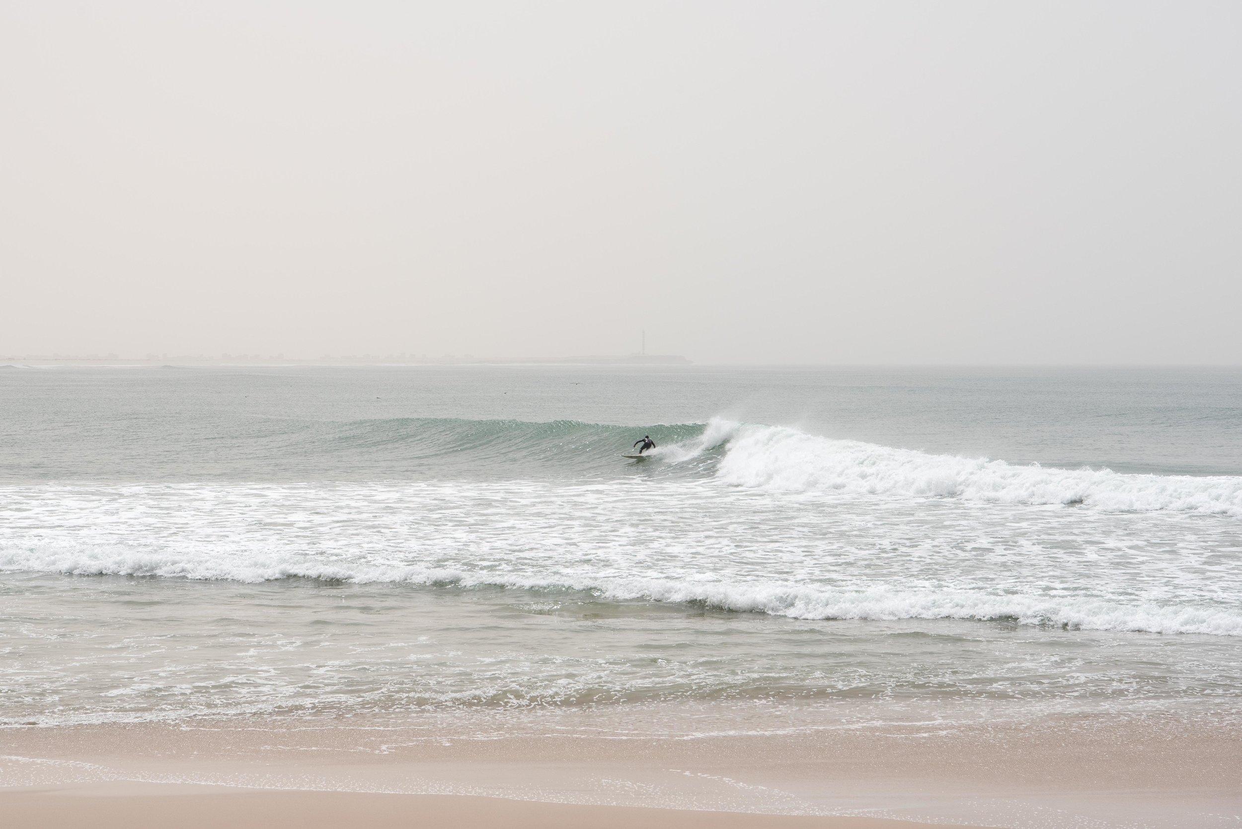 Foum El Bouir, the surfspot.