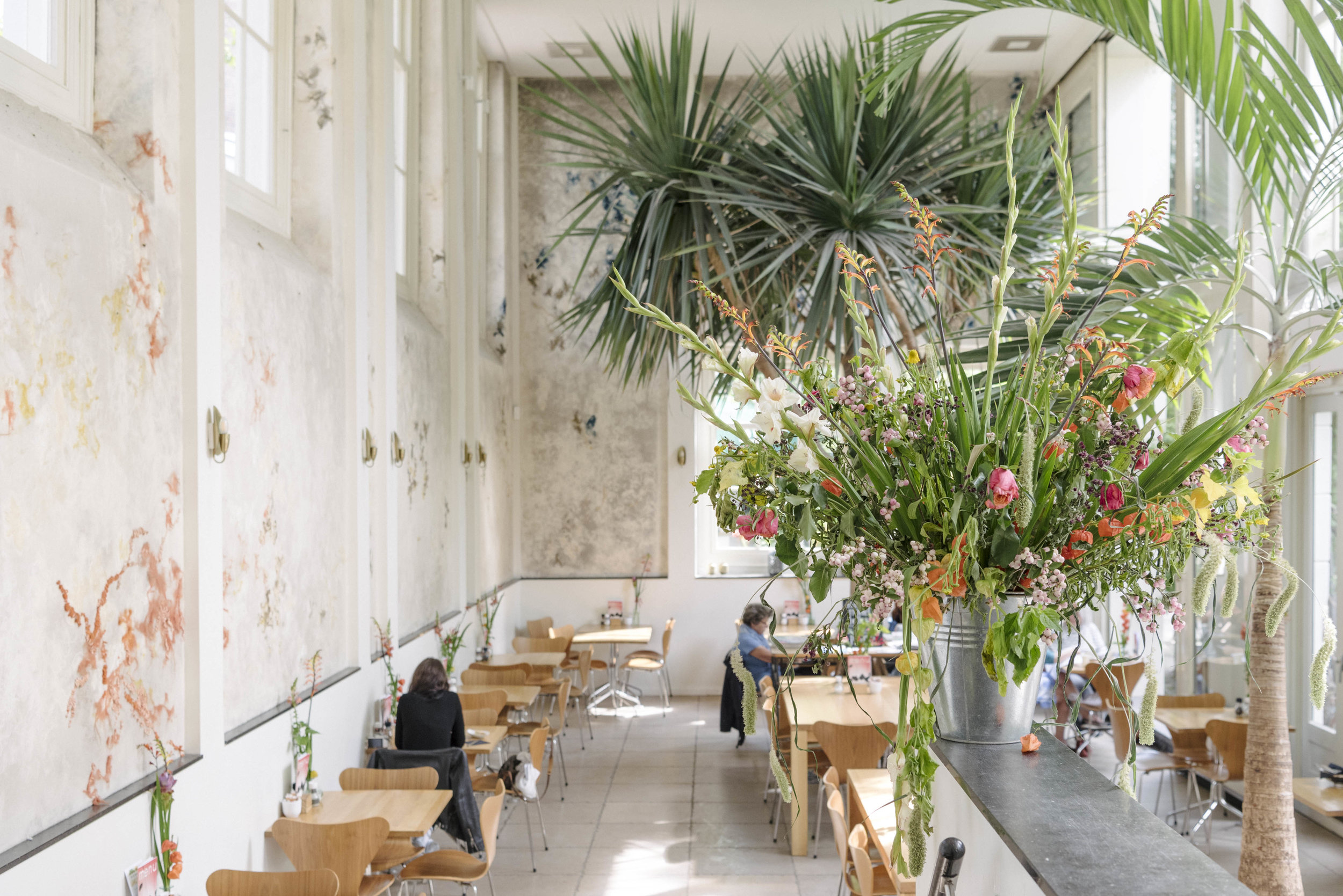Hortus Botanicus's cafe