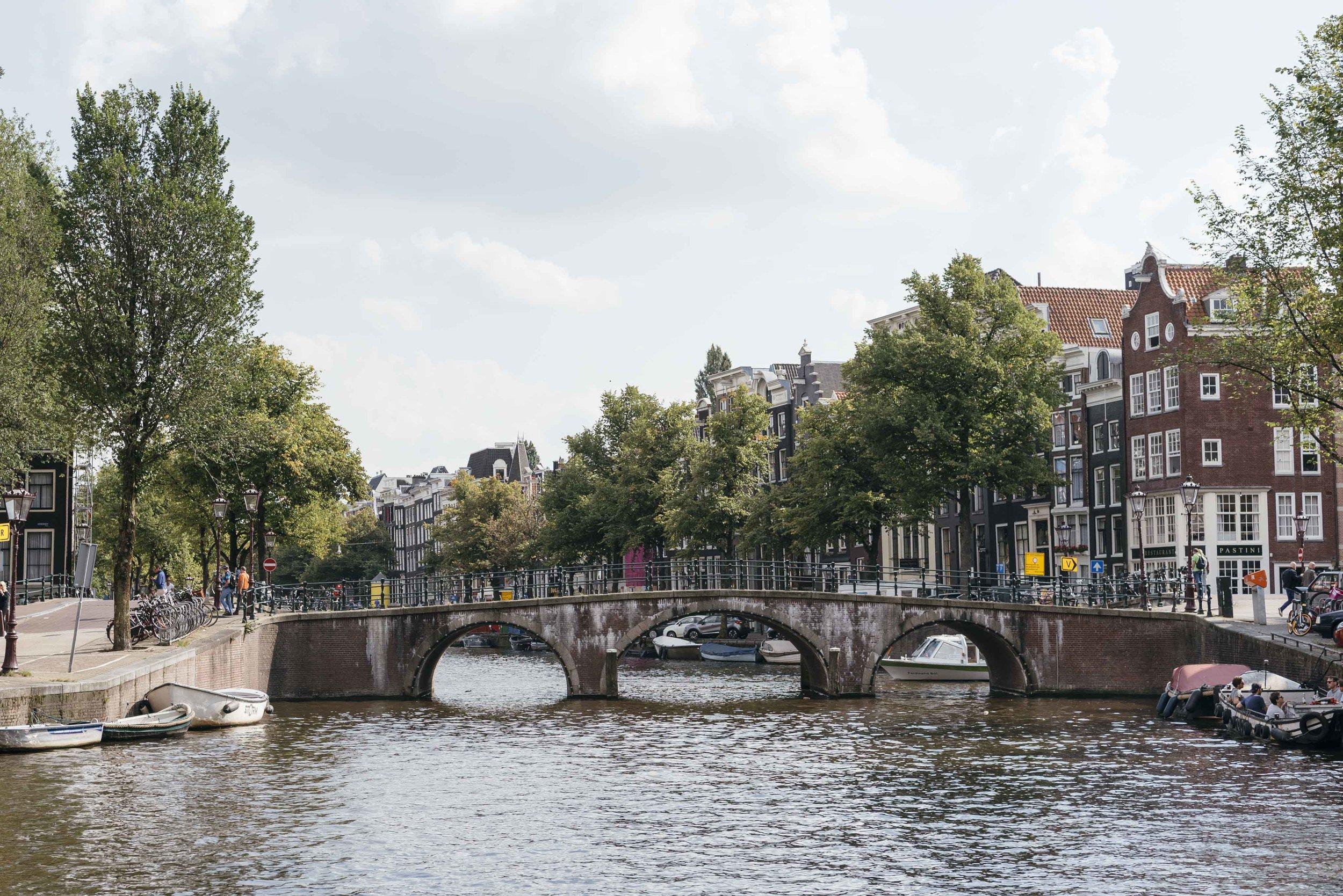 Amsterdam - Olivia Thébaut