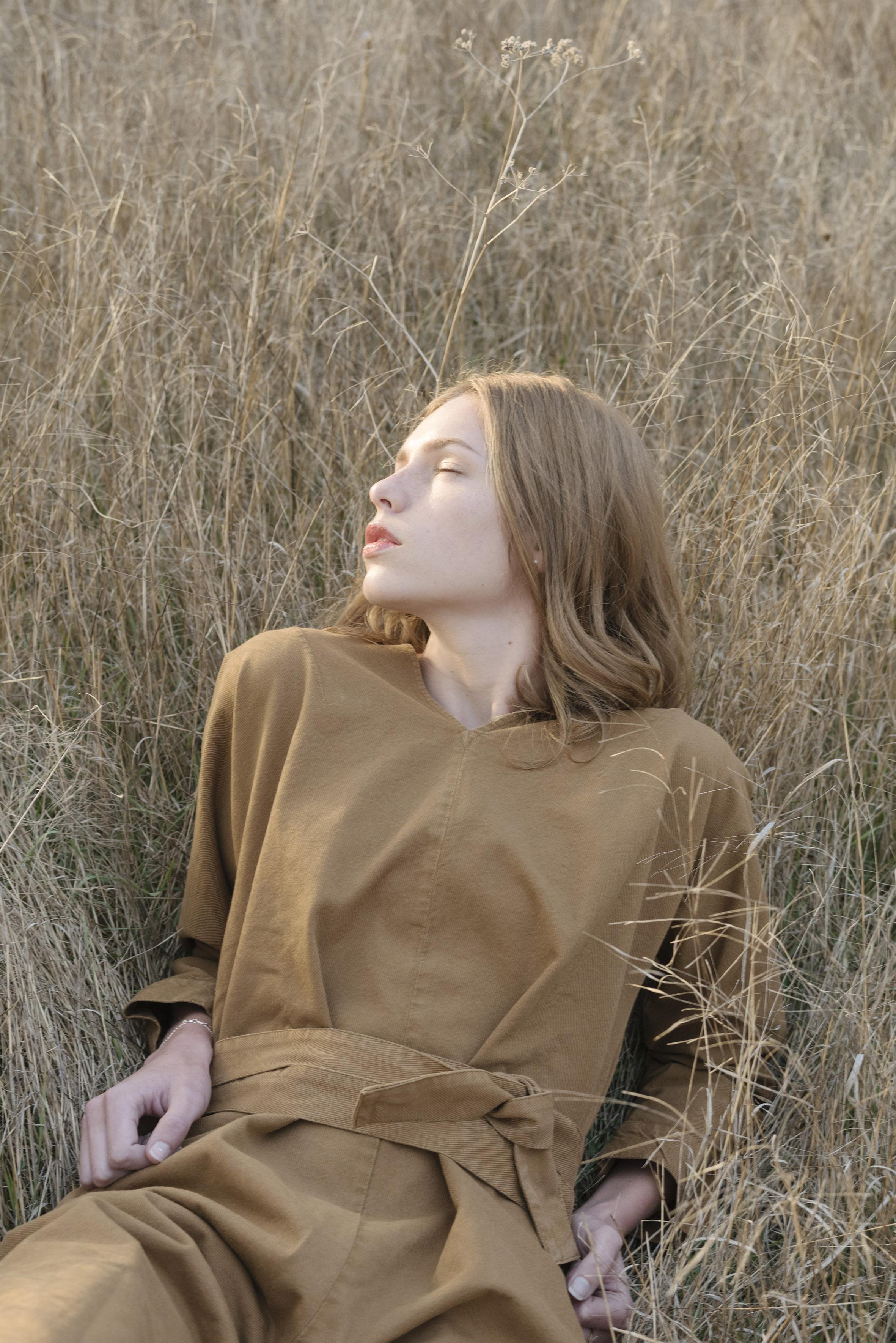 Aurélie Lécuyer clothing © Olivia Thébaut