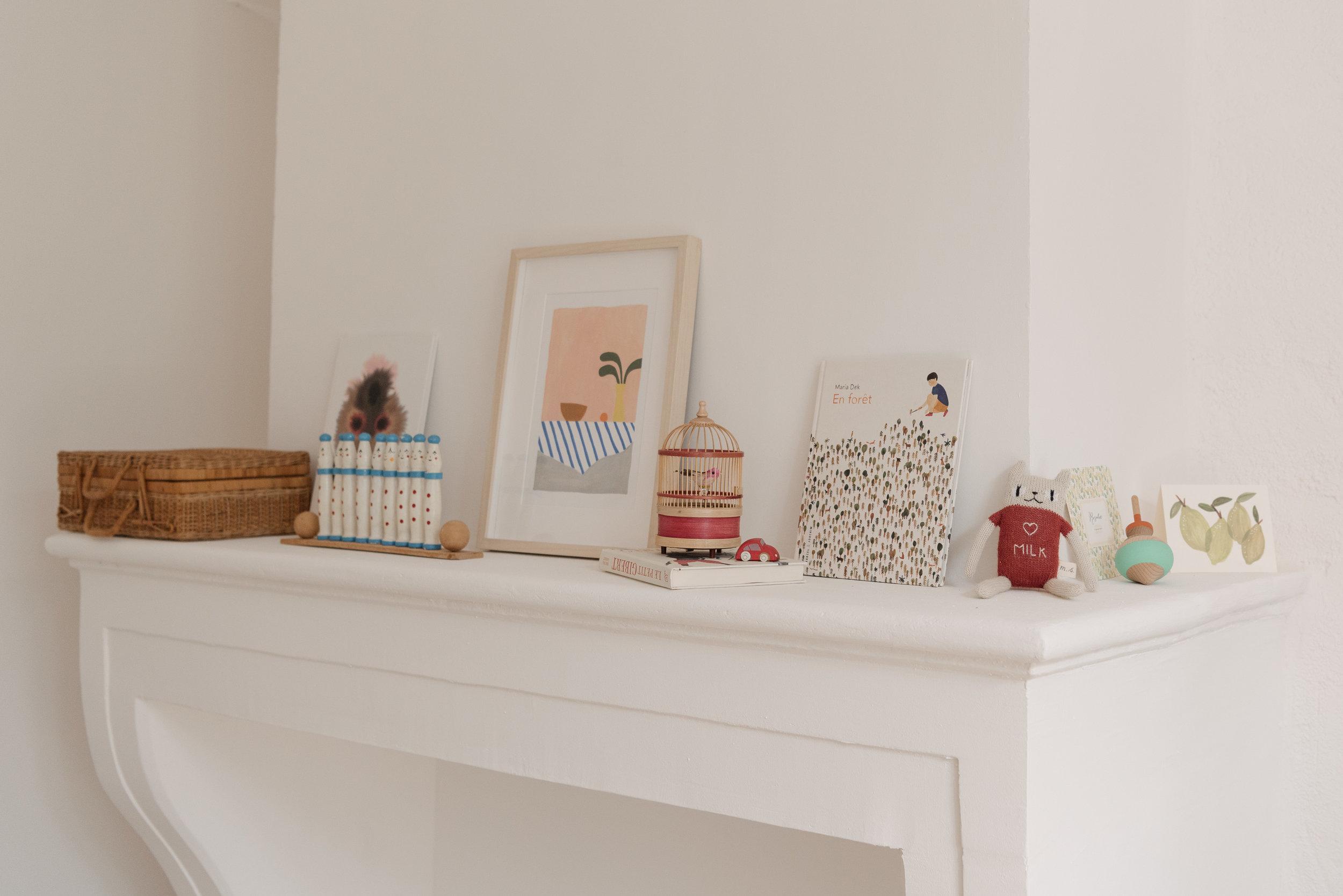 Olivia Thébaut - Baby nursery