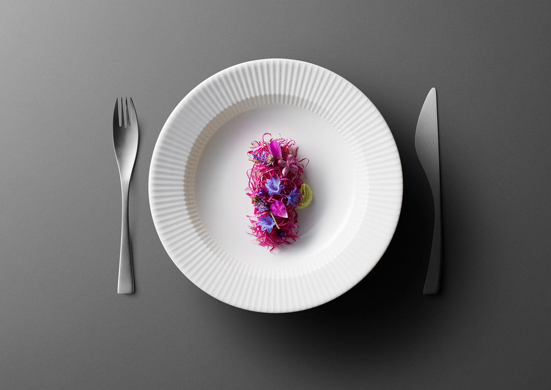Eva Trio   Legio Nova food