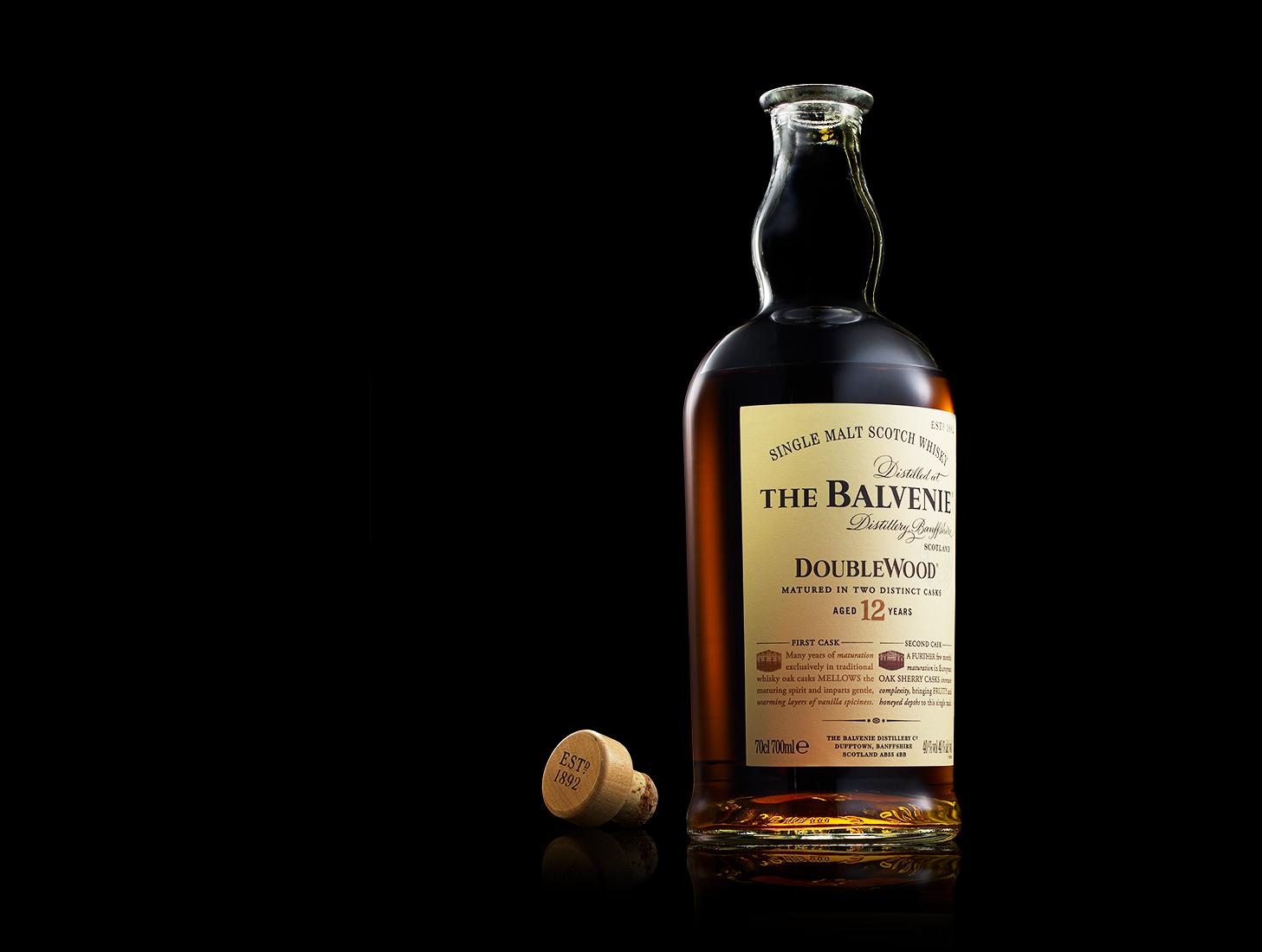 Personal work   Balvenie whisky