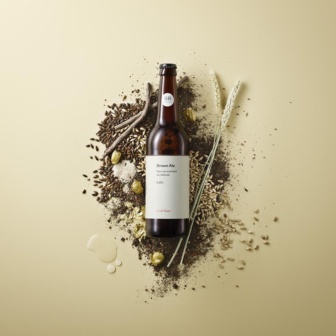 Svendborgsund Bryghus   Brown Ale