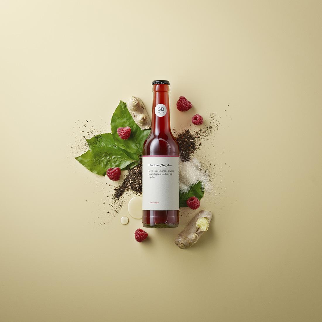 Svendborgsund Bryghus   Raspberry / Ginger soda