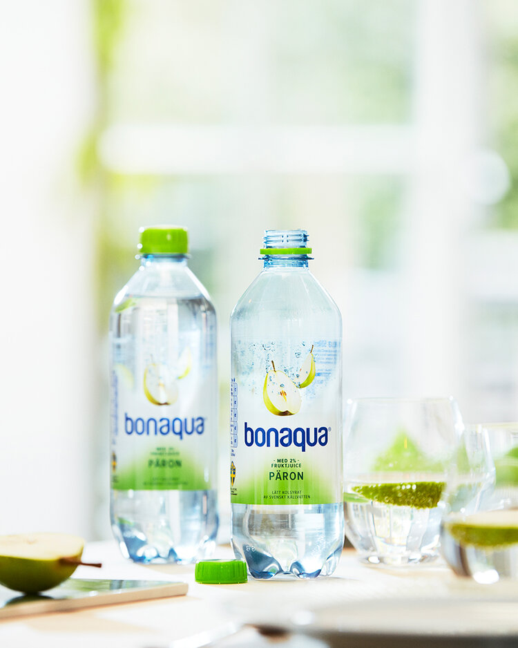 Bonaqua   Flavoured sparkling water