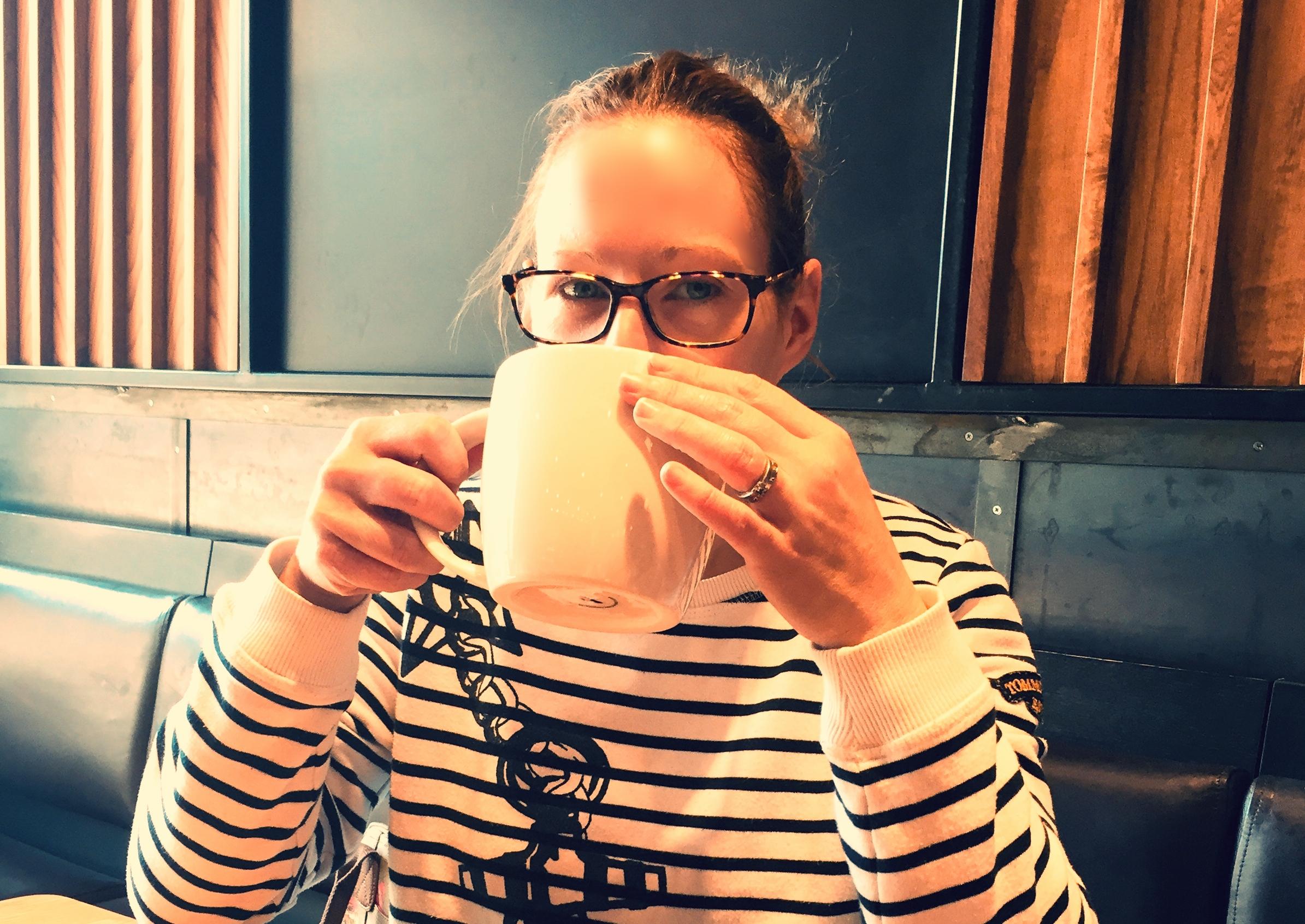 Before making lists, make tea -