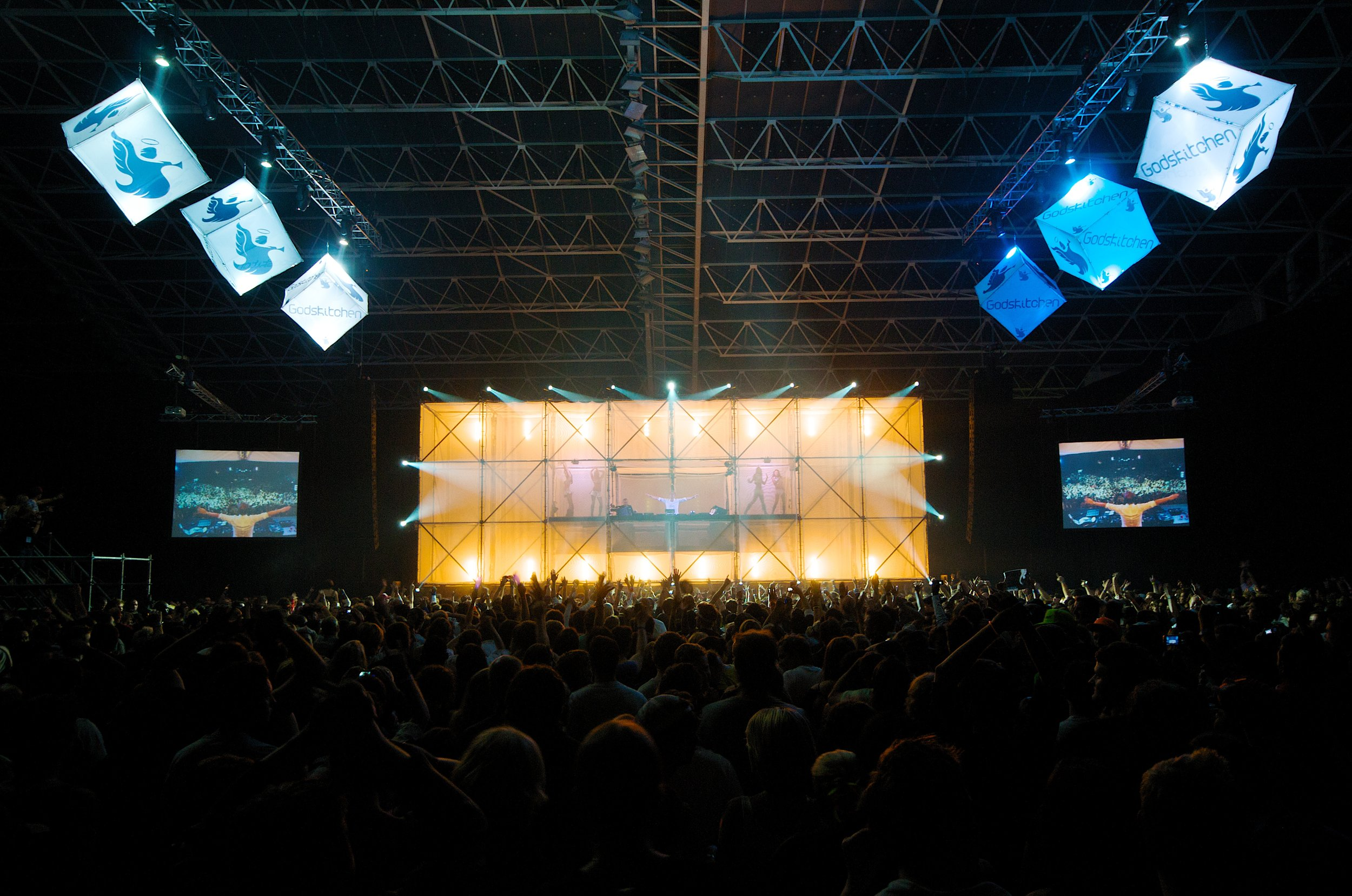 Godskitchen Boombox, World Tour (2009-2012)