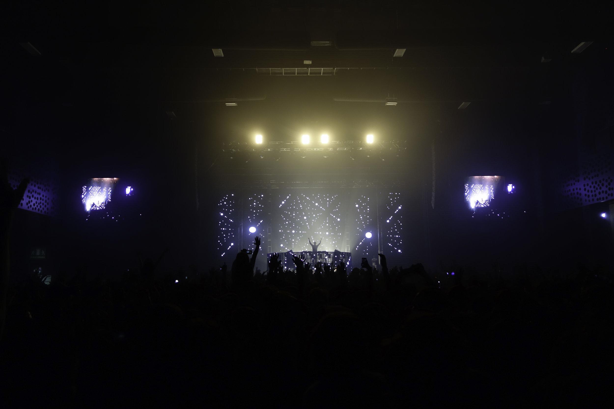Alesso, World Tour (2013-2014)