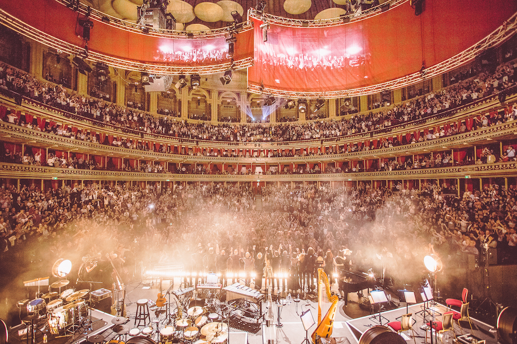 Above & Beyond Acoustic, European Tour (2016)