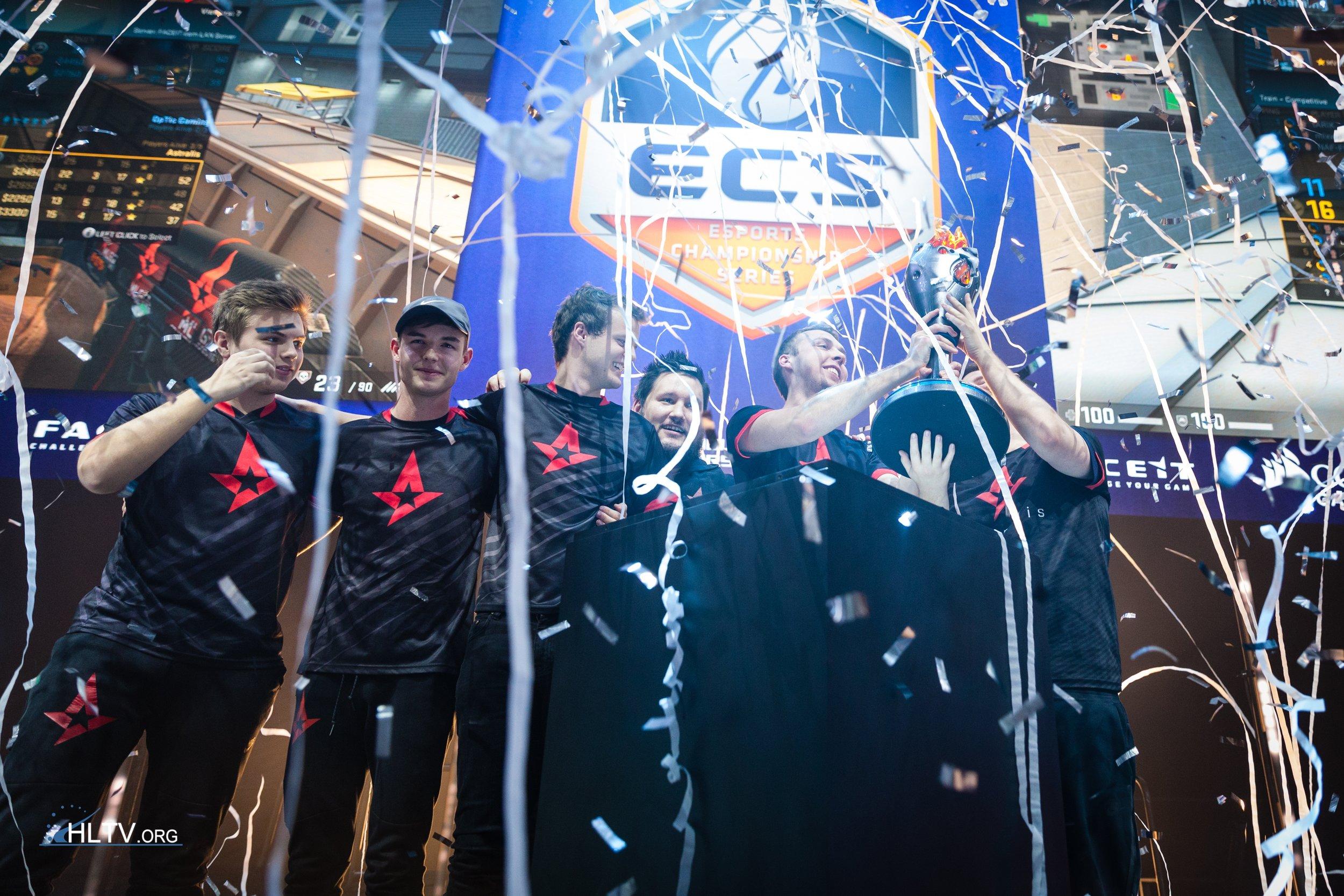ECS Season 2, Anaheim, USA (2016)