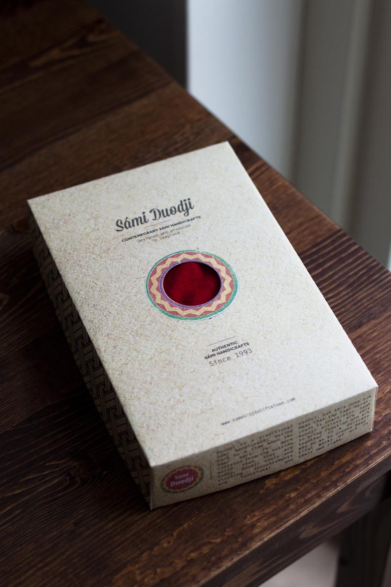 Flat packaging