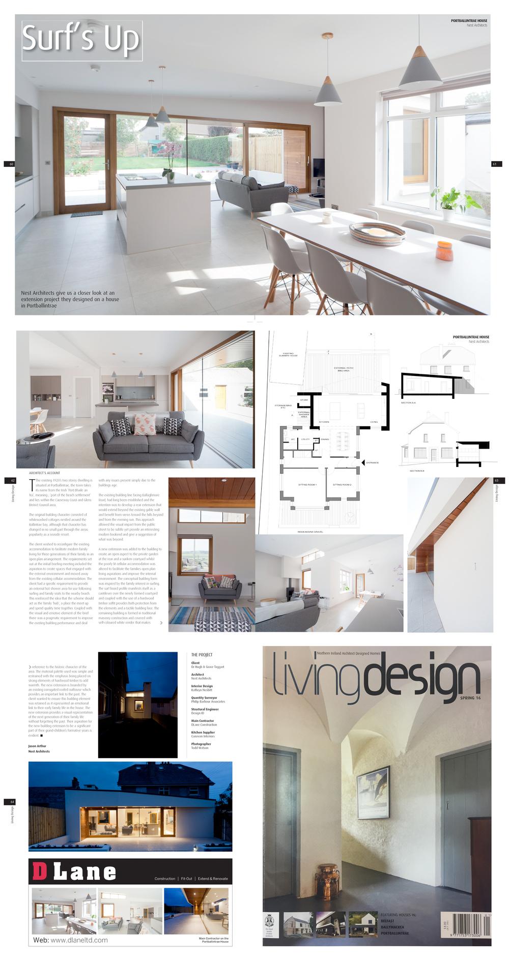 Publication of Living Design for Nest Architects - Modern Extension in Portballintrae.jpg